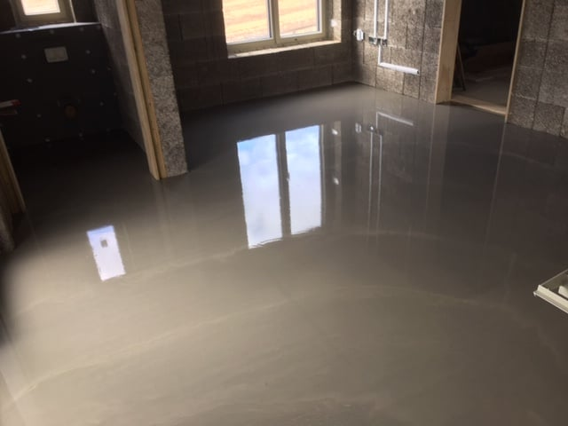Self Levelling Cementitious Screed